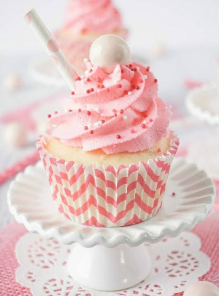 Cupcakes Rezept einfach kleine Törtchen backen
