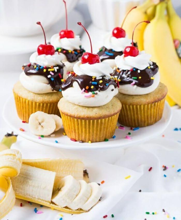 Cupcakes Rezepte Törtchen backen für Anfänger