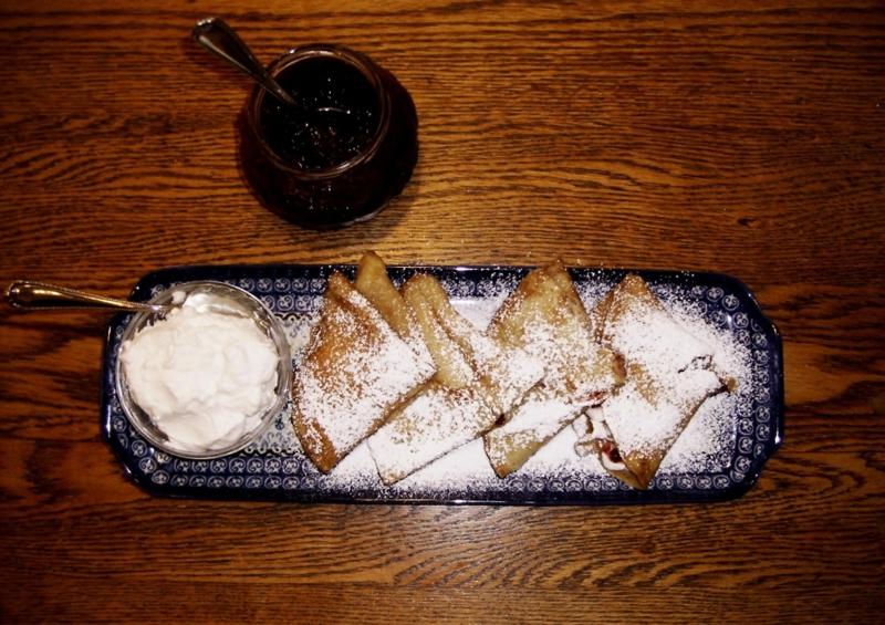 Island Pönnukaka Rezepte für Pfannkuchen weltweit