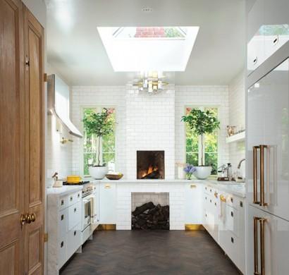 Küchenideen, die mit den aktuellen Trends Schritt halten   {Küchenideen 2016 3}