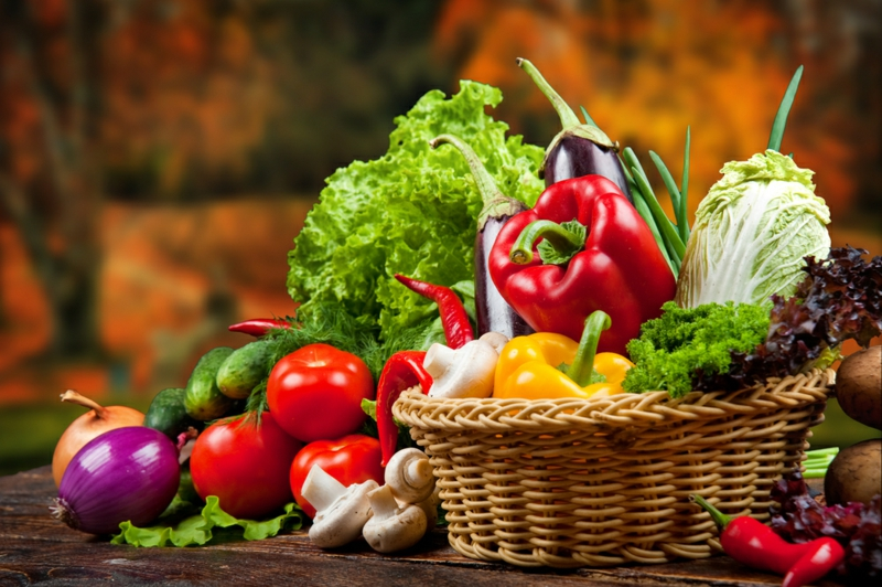 Lebensmittel die fett verbrennen gesunde Ernährung Gemüse