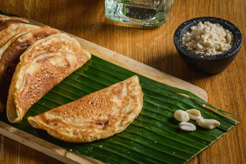 Malaysia Apam Balik Rezepte für Pfannkuchen weltweit