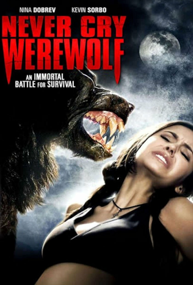 Nina Dobrev Filme Never Cry Werewolf