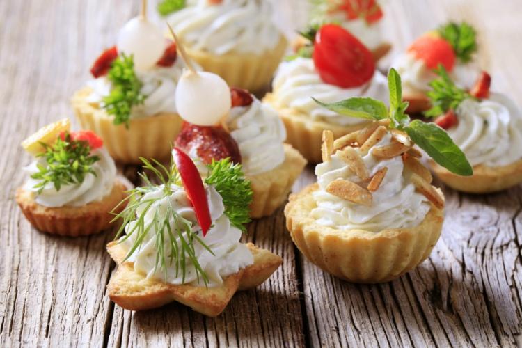 Fingerfood rezepte machen ihre n chste party zum genuss for Canapes simples e barato