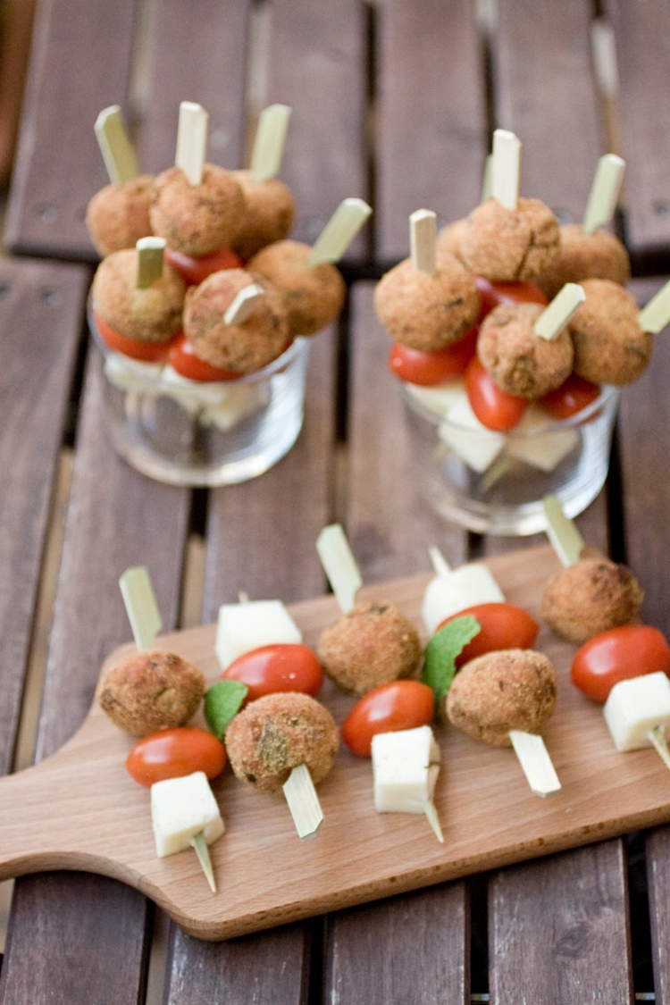 Easy Finger Food Appetizer Recipes For Parties