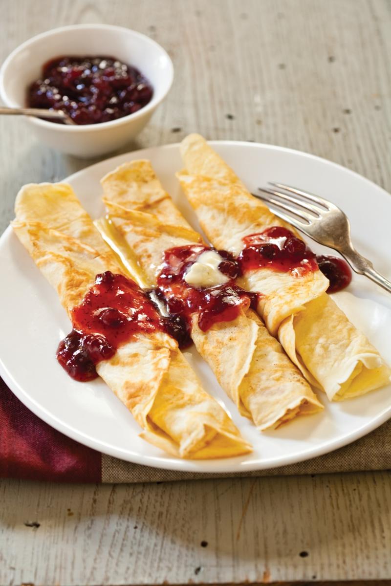 Pfannkuchenteig Grundrezept einfache Rezepte Swedish Pancakes