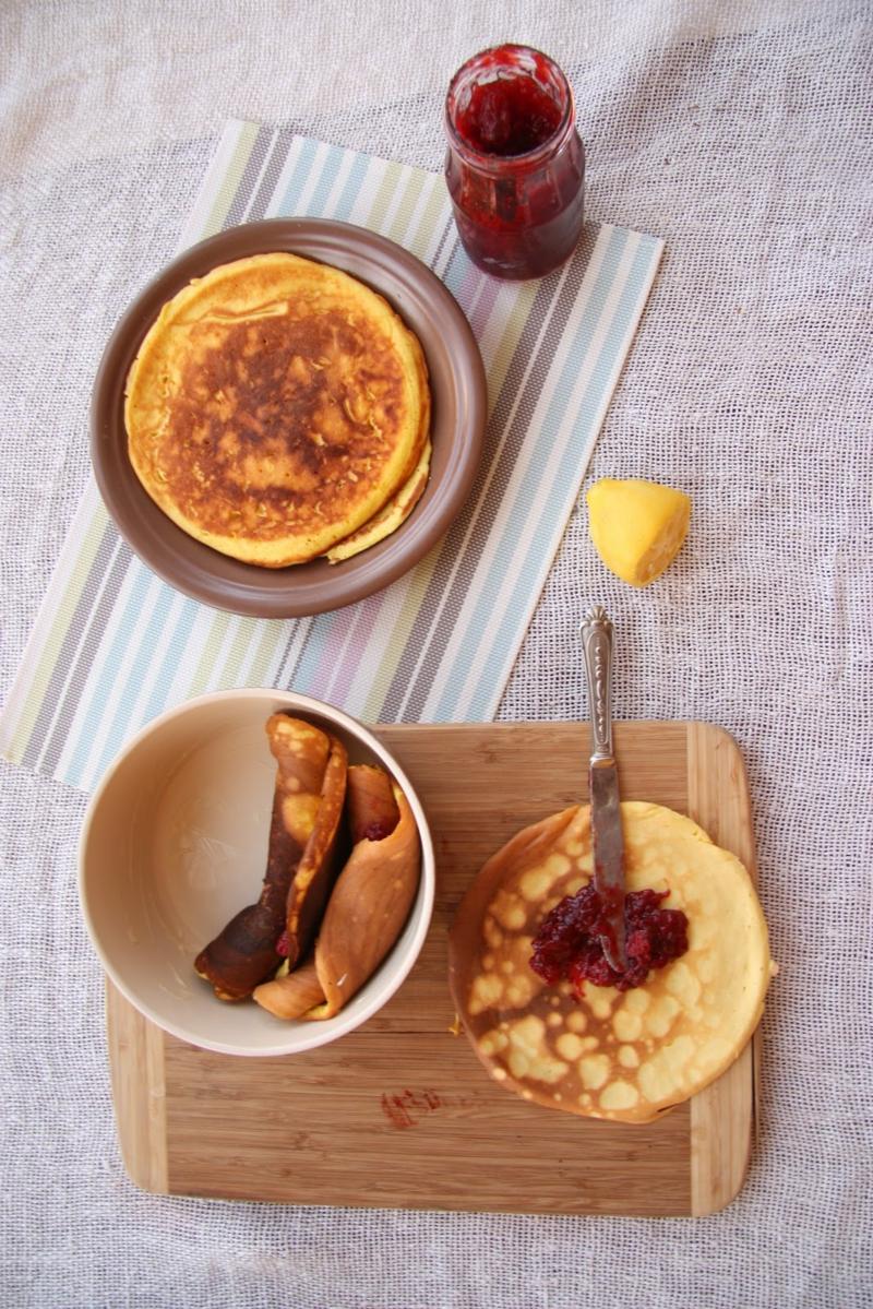 Polen Naleśniki Pfannkuchenteig Rezepte Pfannkuchen weltweit