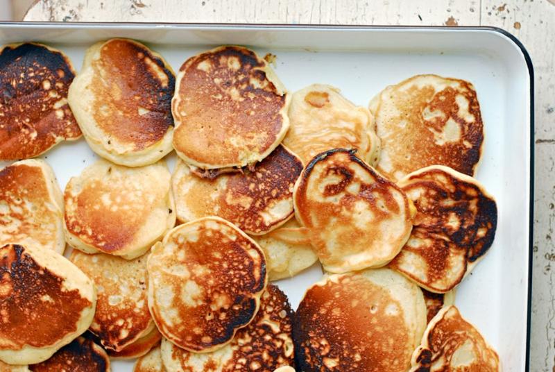 Russland Olady Rezepte Pfannkuchen weltweit