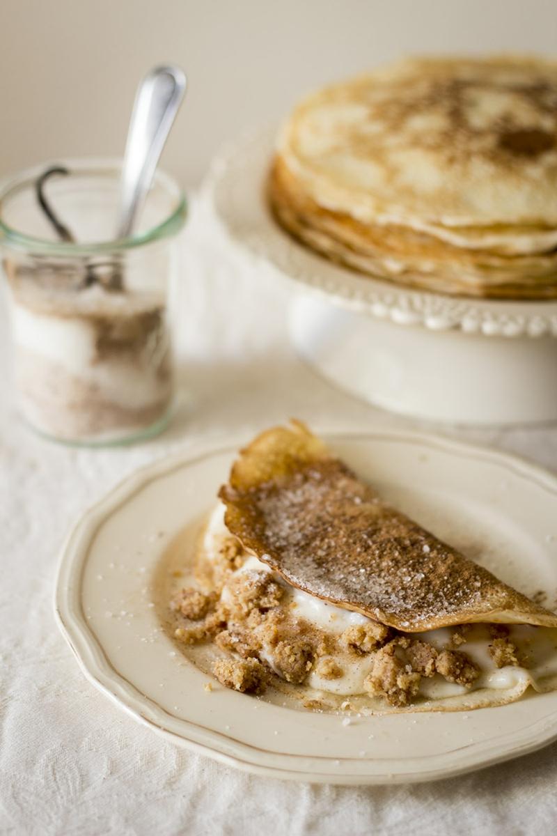 Südafrika Pannekoeke Rezepte Pfannkuchen weltweit