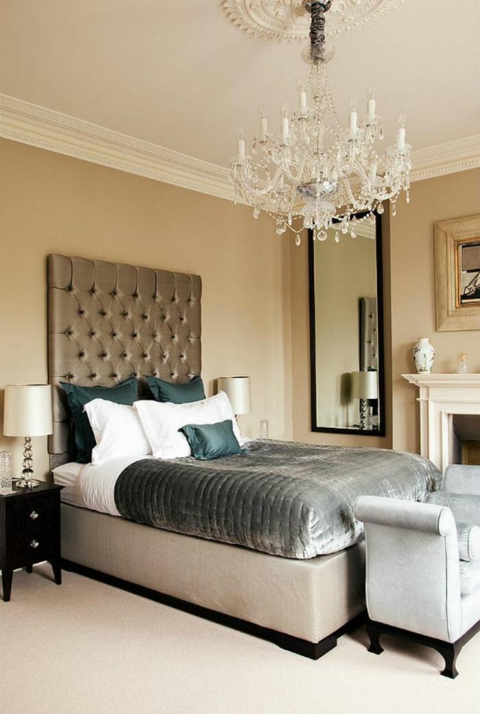 Schlafzimmer Ideen im viktorianischen Stil Luxus Einrichtungsideen