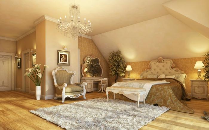 Schlafzimmer Ideen im viktorianischen Stil Schlafzimmergestaltung