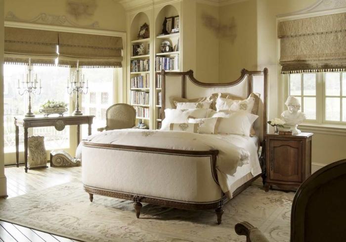 Schlafzimmer Ideen im viktorianischen Stil Schlafzimmer komplett einrichten