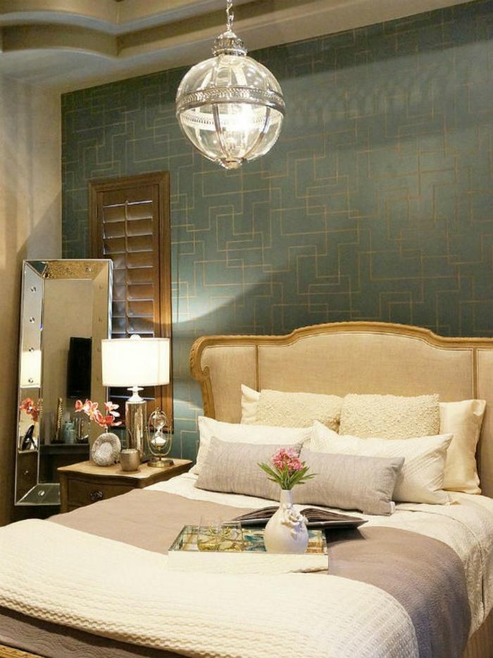 Schlafzimmer einrichten Einrichtungsbeispiele Möbel im viktorianischen Stil