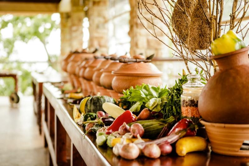 Thaulle Resort Sri Lanka Ayurveda Entschlakungskur Ayurveda Ernährung