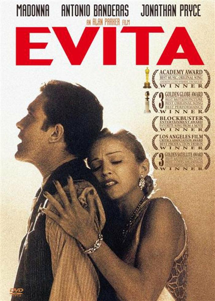 Top Filme beliebte Filme Kinofilme Frauenfilme Evita