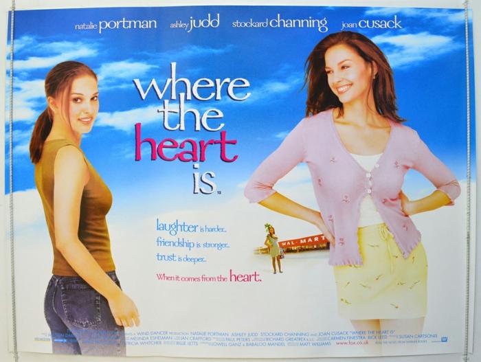 Top Filme beliebte Filme Kinofilme Frauenfilme Where The Heart Is