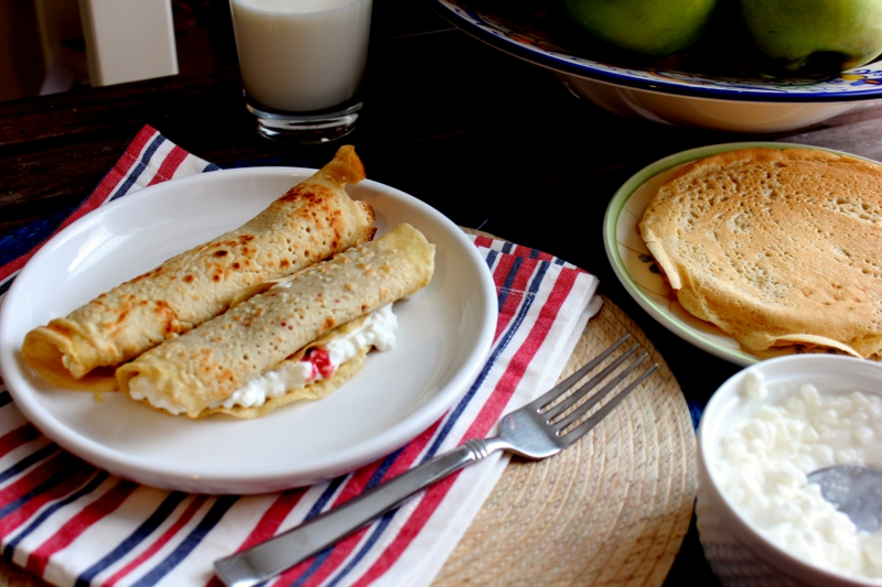 Ungarn Palacsinta Rezepte für Pfannkuchen weltweit