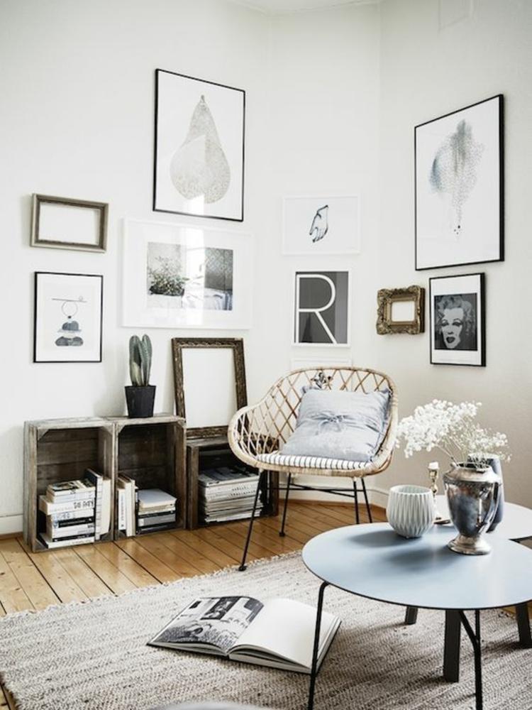 wohnung einrichten tipps: 50 einrichtungsideen und fotobeispiele, Wohnideen design