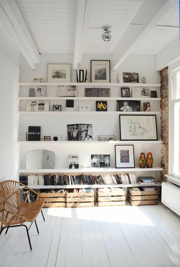Wohnung ideen selber machen  Wohnung einrichten Tipps: 50 Einrichtungsideen und Fotobeispiele