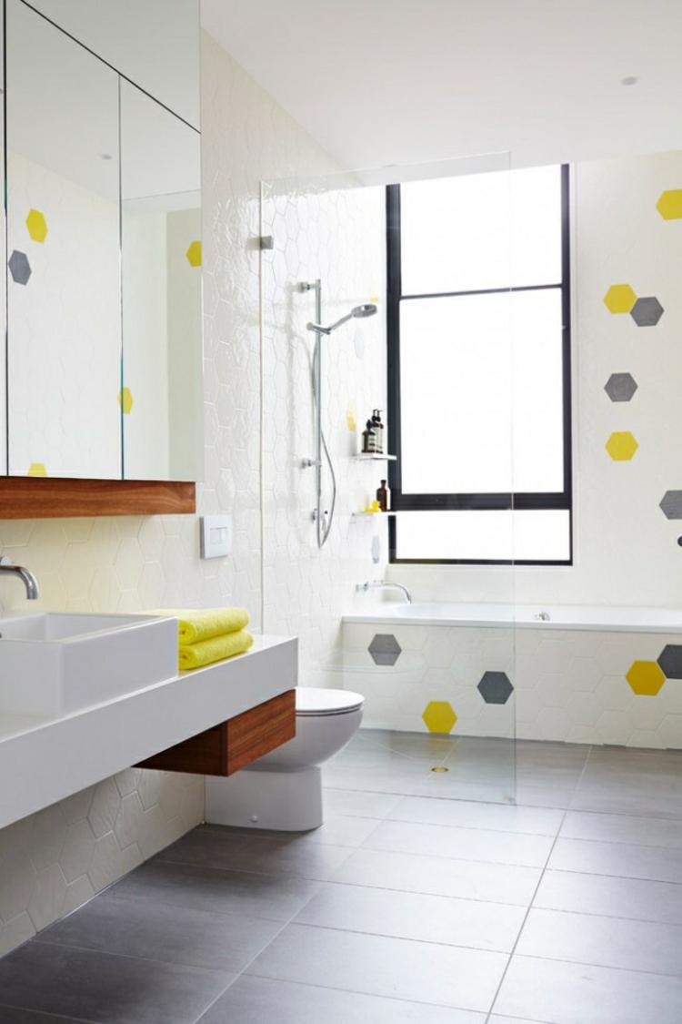 Wohnung einrichten tipps 50 einrichtungsideen und for Badezimmer wanddekoration