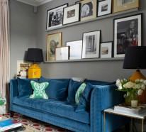 Wohnung einrichten Tipps: 50 Einrichtungsideen und Fotobeispiele
