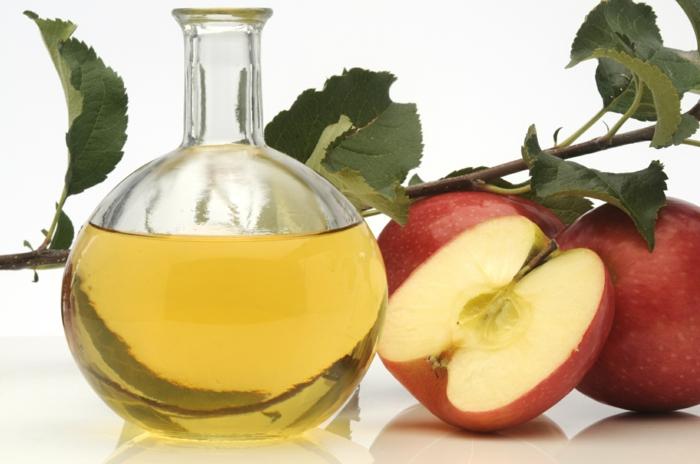 Apfelsaft essig