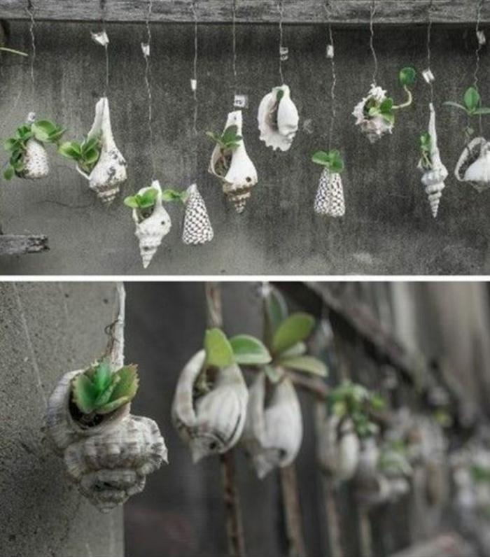 Noch 5 kreative bastelideen die ihre ideenwelt bereichern - Muschel dekoration ...