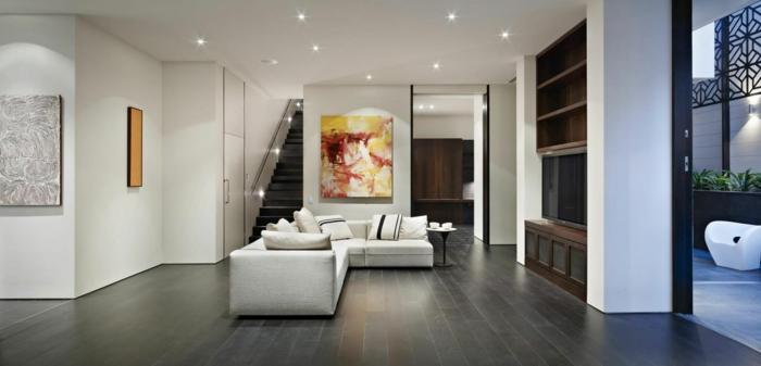 wohnzimmer fliesen 2016:Wohnzimmer Fliesen – 86 Beispiele, warum Sie den Wohnzimmerboden mit
