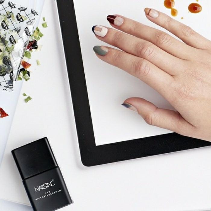 coole Nageldesigns Bildergalerie Fingernägel Trends