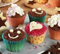 66 Cupcake Deko Ideen für Ihre festlichen Anlässe