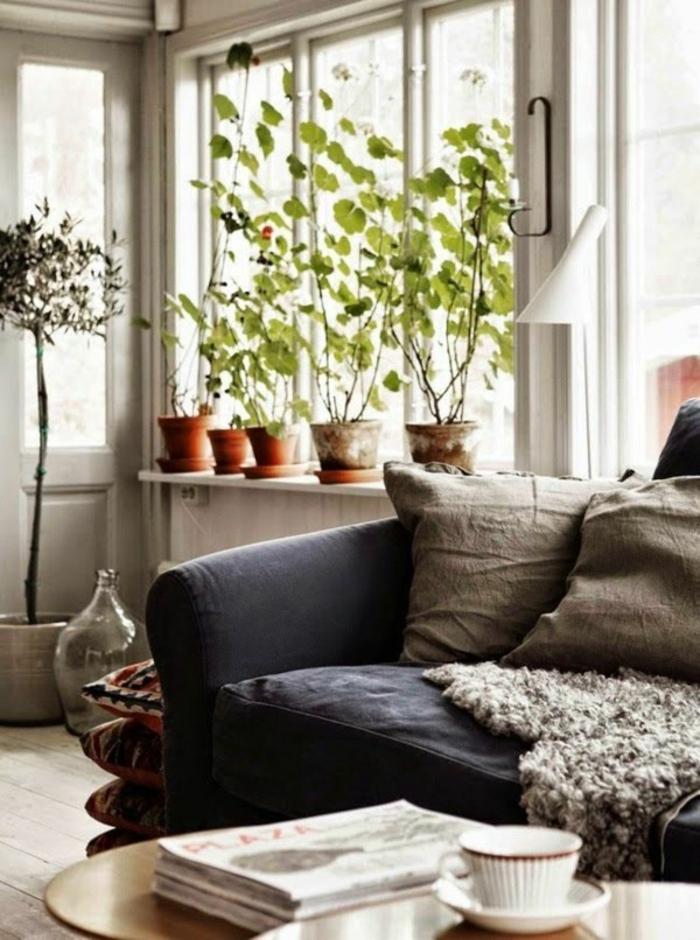 Fensterbank Gestalten Wohnzimmer Inspiration Ber Haus Design