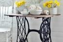 dekoideen-wohnzimmer-ideen-raumgestaltung-ideen-DIY-Ideen-Balkon-Ideen-naehmaschine-alt