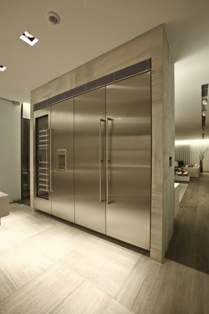 40 kühlschränke vielfalt an designs für eine spektakuläre