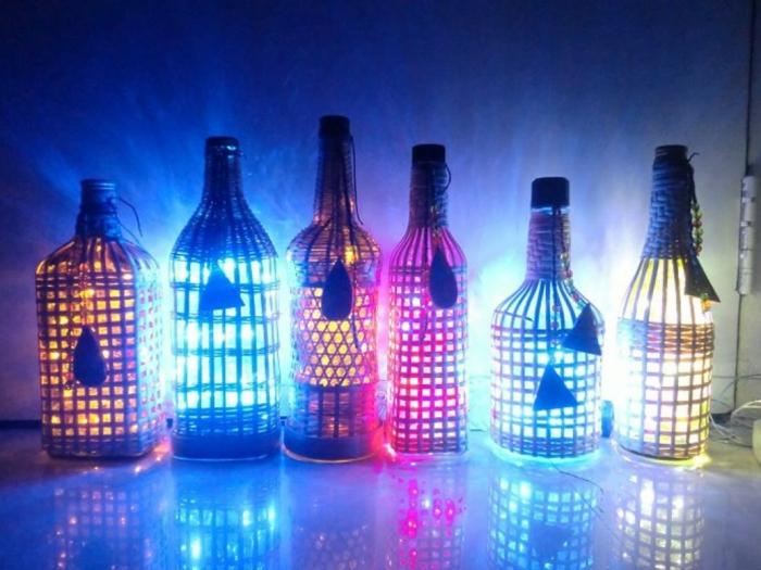 diy lampen und leuchten led lampen orientalische lampen lampe mit bewegungsmelder designer lampen bunte-lichter