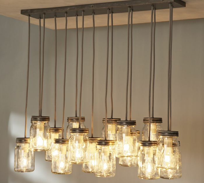 42 upcycling ideen f r diy lampen aus glasflaschen. Black Bedroom Furniture Sets. Home Design Ideas