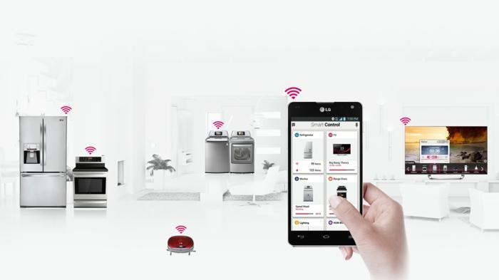 ein bisschen haushalt haushaltsgeräte vernetzt innovative technologien smart home