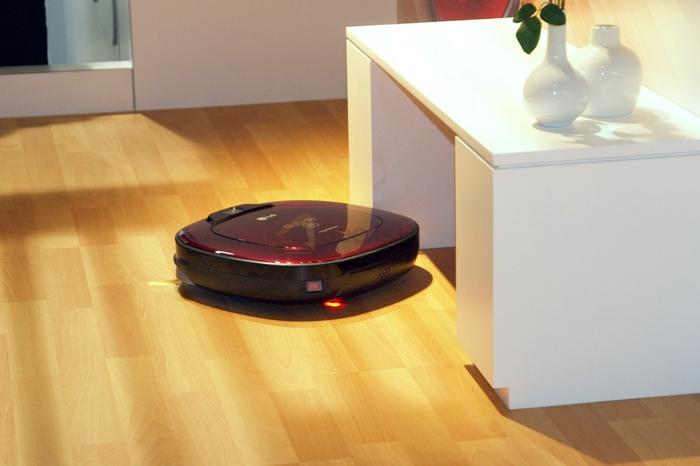 ein bisschen haushalt smart hom bot square lg modell innovative technologie