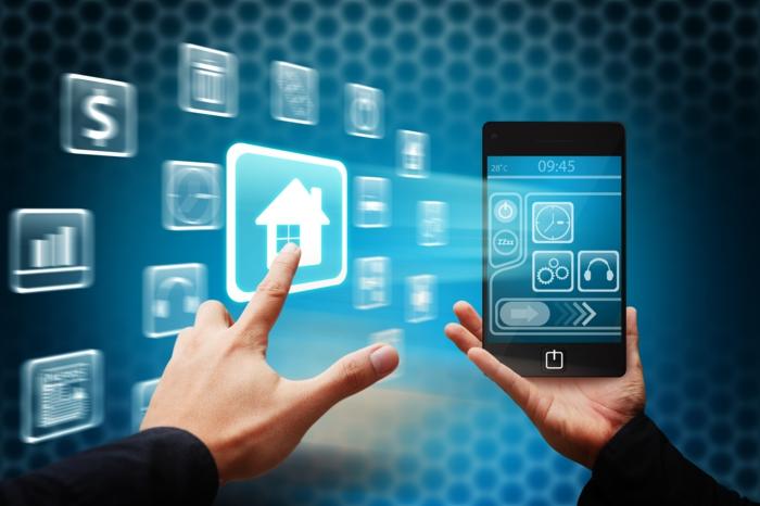 ein bisschen haushalt smart home app handy tablet innovative technologie