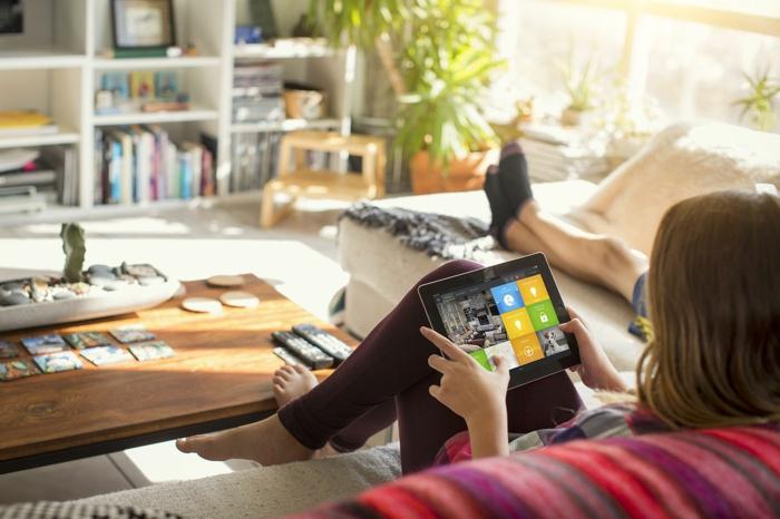 ein bisschen haushalt smart home intelligente technologien