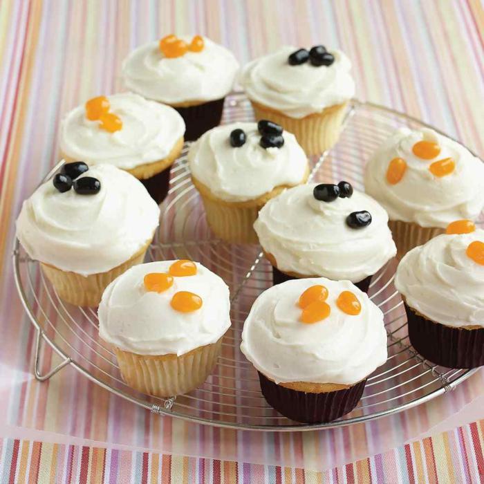 einfache Cupcakes Rezepte Törtchen backen Rezeptideen