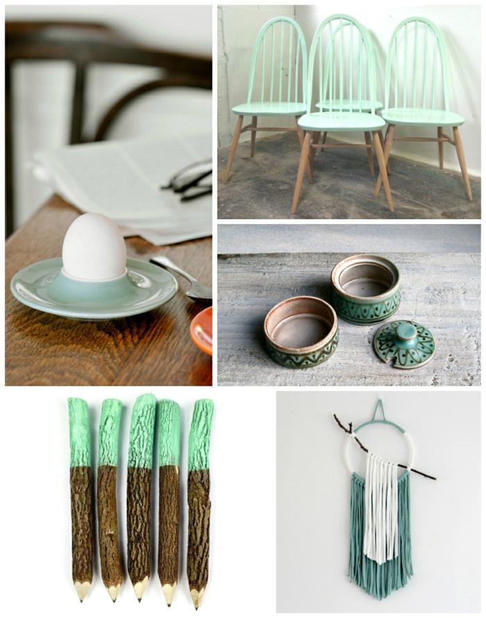 einrichtungsbeispiele wohnideen dekoideen accessoires wandgestaltung farbgestaltung accessoires
