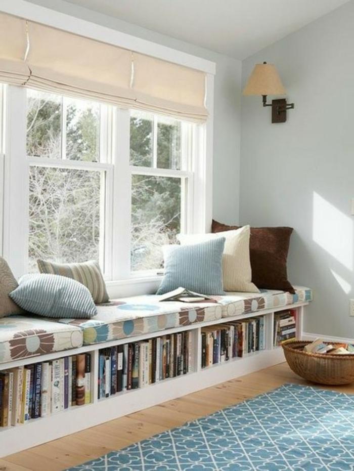 Fensterbank Dekoration - 57 Ideen, wie Sie das Potenzial ...