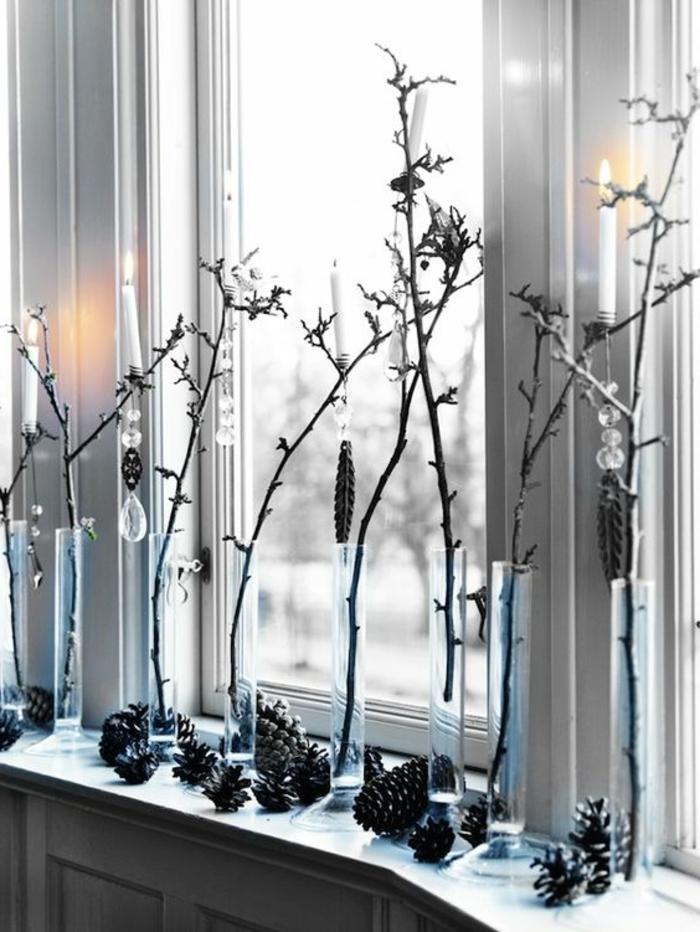 Fensterbank Dekorieren fensterbank dekoration 57 ideen wie sie das potenzial der