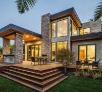 Fertighaus moderne architektur  Die Qual der Wahl bei Fertighäusern
