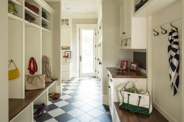 flur einrichten 33 stilvolle einrichtungsideen f r ihr. Black Bedroom Furniture Sets. Home Design Ideas
