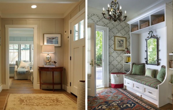 flur einrichten 33 stilvolle einrichtungsideen f r ihr zuhause. Black Bedroom Furniture Sets. Home Design Ideas