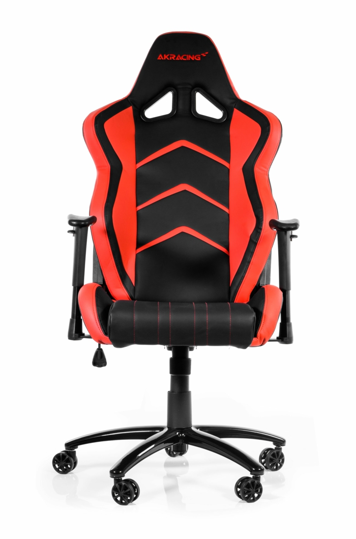 gaming sessel professional chair akracing player rot schwarz