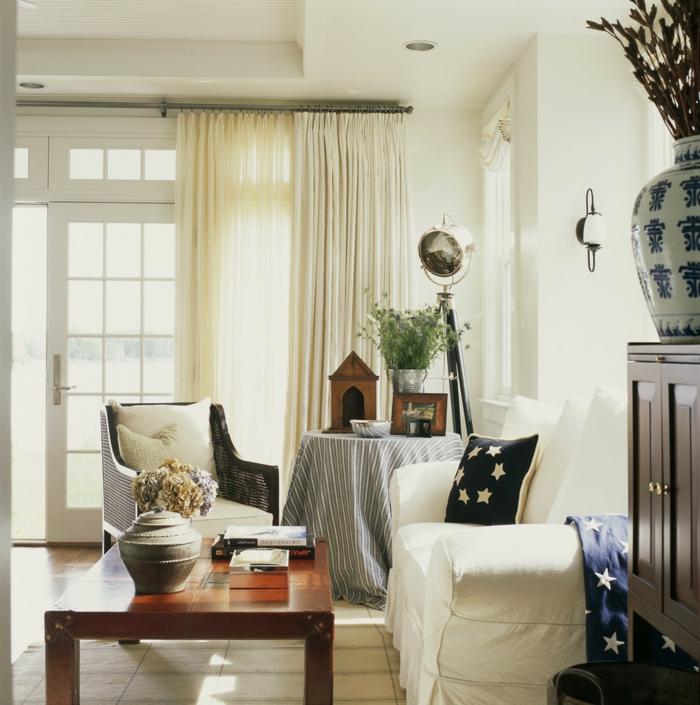 gardinen wohnzimmer helle gardinen gemütlicher wohnbereich