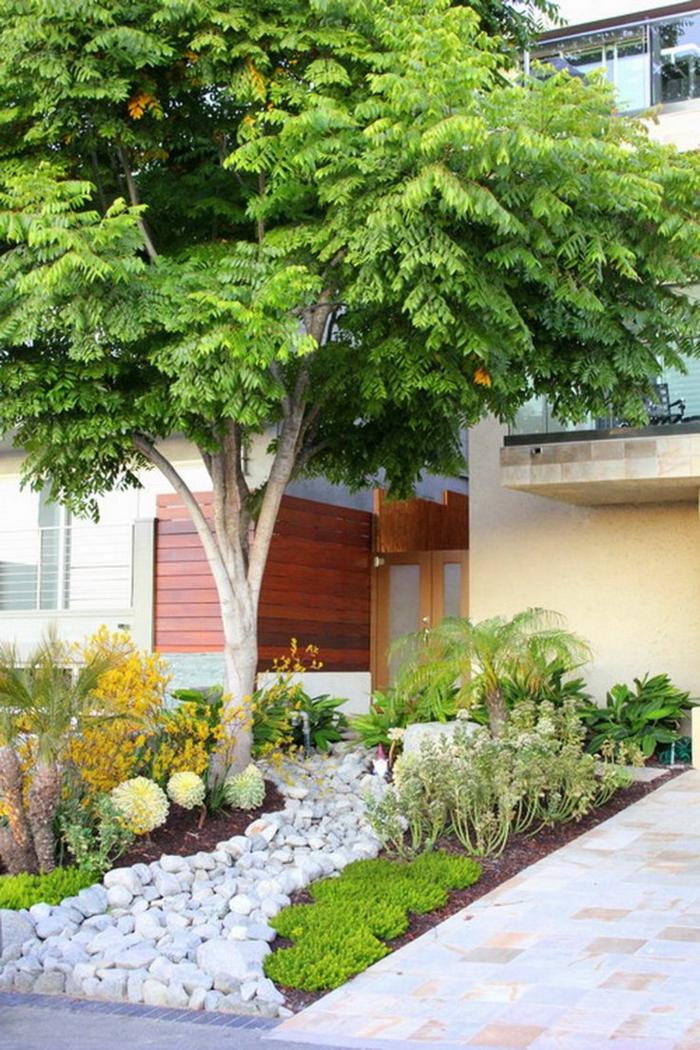 Vorgarten anlegen sch ne ideen wie sie den vorgarten - Pflanzen fur den vorgarten ...