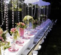 22 deko gartenparty ideen - was darf auf einem gartenfest nicht, Gartenarbeit ideen